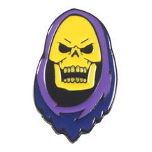 9 Gaya Skeletor Ungu Hood Enamel Pin Masters Of The Universe Lencana Bros Tas Pakaian Kerah Pin Kartun Klasik Perhiasan(China)