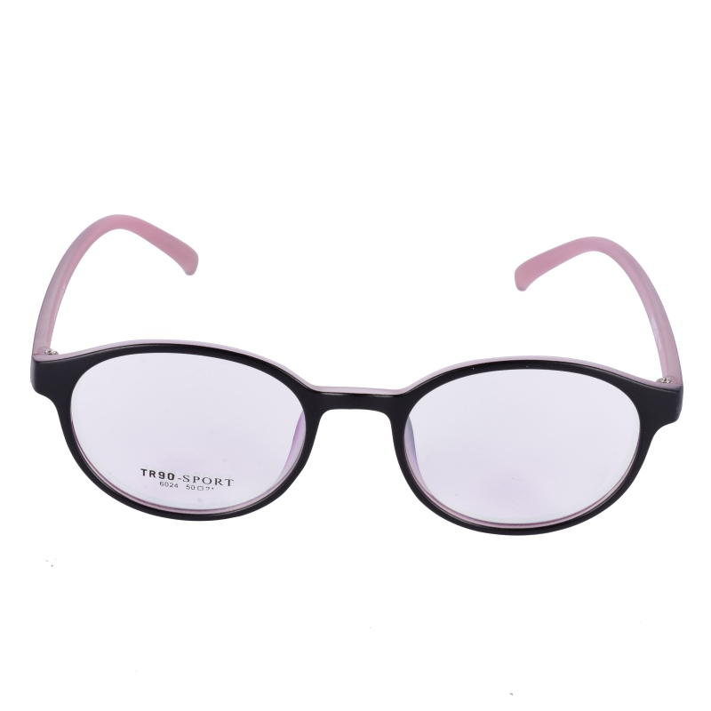 women men vogue chic unisex vintage round eyegalss full rim frame glasses
