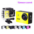 Hot SJ4000 Mini Action Camera 720P HD Cam Waterproof 30M Sport DV Camcorder Black White Silver