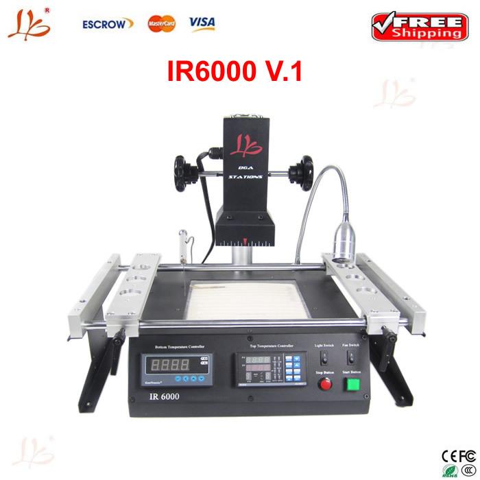 Промышленная машина LY bga 2 1, ir6000 v.1 bga ir6000V.1 ly ir6000 upper heater bga rework station top heater for ir6000