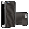 Nillkin Original Hard Carbon PP Plastic Synthetic Fiber Back Case For Apple iPhone 6 6s 6Plus