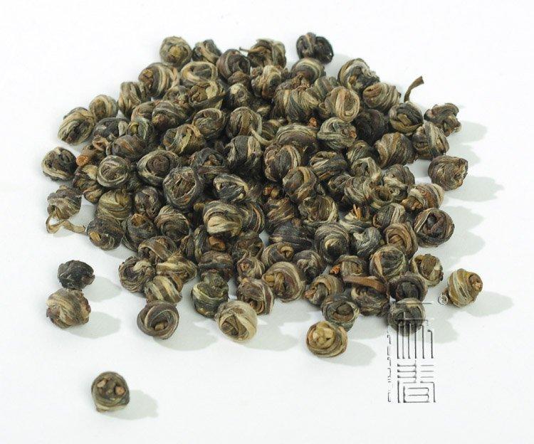 Гаджет  Jasmine Pearl Tea, Fragrance Green Tea, 250g/8.8oz,CLZ01,Free Shipping None Еда