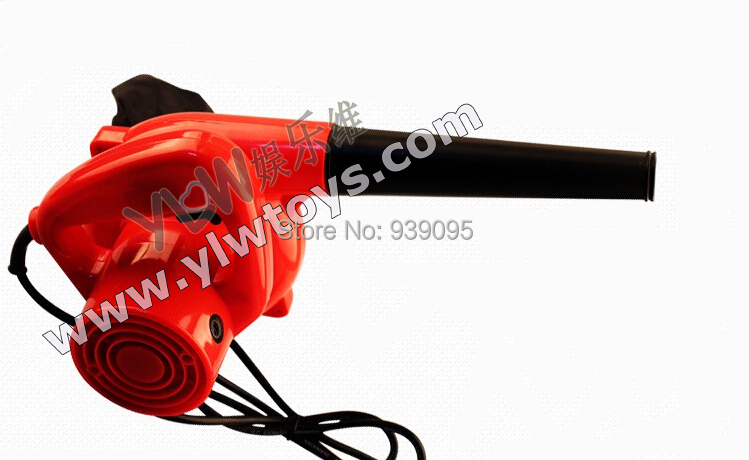 !700W Electric blower,Hand Operated Blower Cleaning computer/inflate inflatable product,computer Vacuum cleaner - sugar's store from YLW INT'L AMUSEMENT EQUIPMENT CO.,LTD