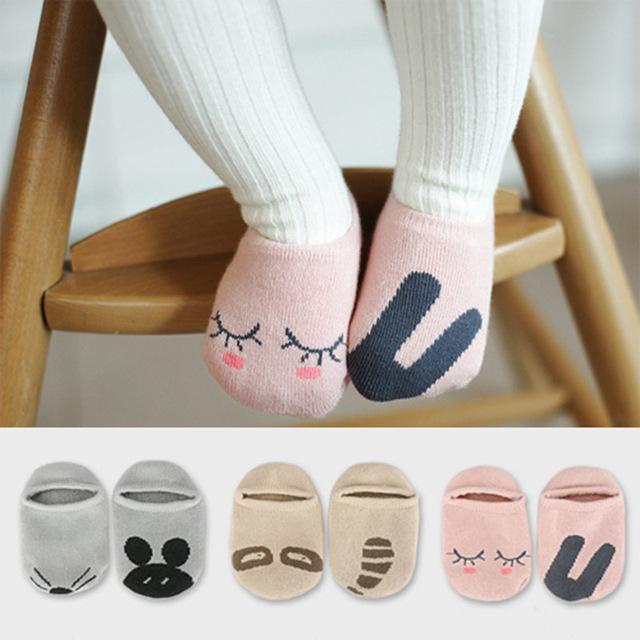 Унисекс Детские носки пола носки мальчиков носки девушки дети Дети милые животные ...