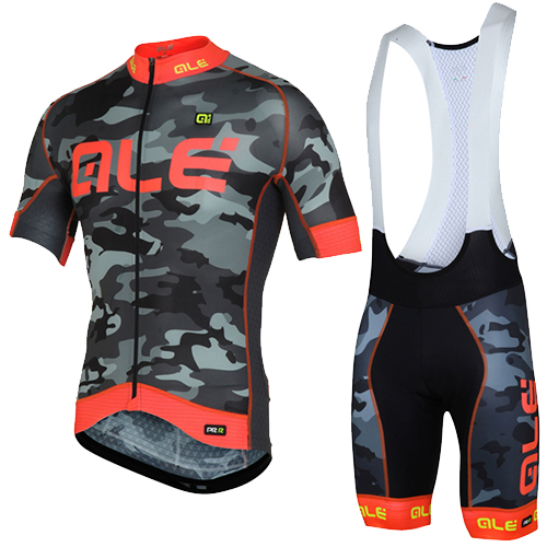 2016 ALE Camouflage style radfahren jersey ciclismo Summer TEAM cycling Jerseys Personalized custom clothing manufacturer(China (Mainland))