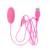 IKOKY Мини Пуля Вибратор Скорость Регулируемая USB Vibromasseur Секс-Игрушки для Женщин Мощный Вибрационный Яйцо Клитор Стимулятор