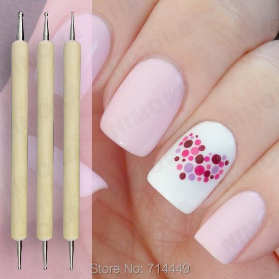 Как сделать кисточки для ногтей
