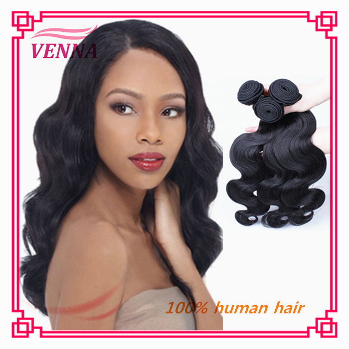 2015 products original virgin brazilian hair weave bundles - Guangzhou Venna Hair Products store