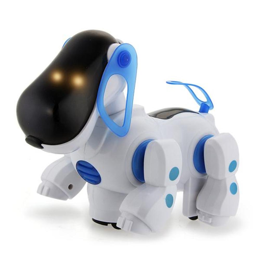 Robotic Electronic Walking Pet Dog Puppy Sing Dancing Kids Gift Electronic Pets Toys for Children Kids Doggy Educational Toys(China (Mainland))