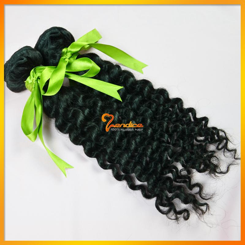 Cheap Kinky Curly Remy Hair 22