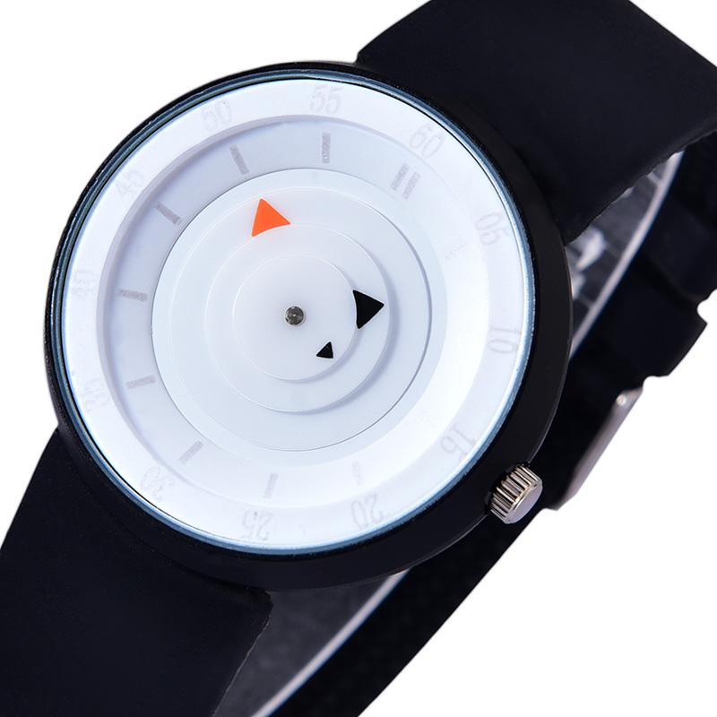 2016 futuristic luxury brand women black waterproof fashion casual military sports quartz watches relogios wristwatch men watch<br><br>Aliexpress