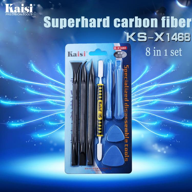 Гаджет  High Quality 8 in 1 Disassemble Tools Set  Repairing Superhard carbon fiber Tool Kit For iPhone iPad Samsung HTC Hand tool set  None Инструменты
