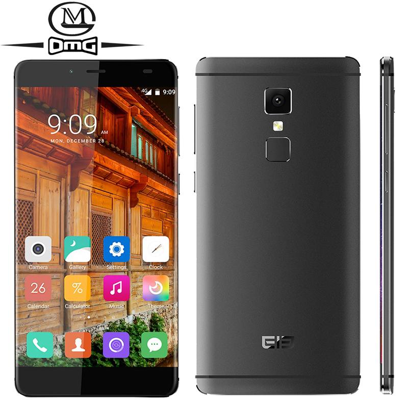 "Original Elephone S3 3GB RAM MTK6753 Octa Core Android 6.0 5.2"" 4G FDD LTE Smartphone Dual SIM Fingerprint Mobile cell Phone(China (Mainland))"