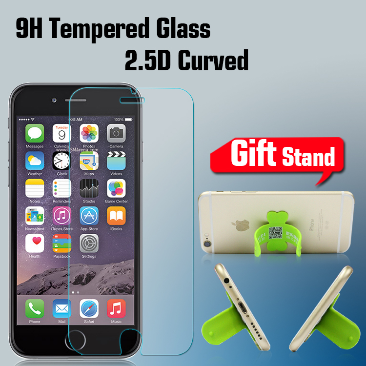 Premium Tempered Glass Screen Protector for Apple Iphone 6 Glass Tempered Screen Protector Protective Film For
