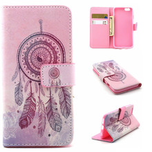 Magnetic PU Leather Ultra Flip Case for Fundas iphone 6 6S 4.7 Full Body Protect Book Style Cover for Coque Apple 6 Wallet Pouch(China (Mainland))