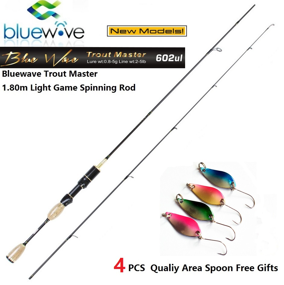 Buy 1 8 meter lure weight 0 8 5g 46t for Best fishing pole for trout