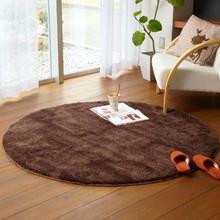 Bruge круг коврик для йоги ковер компьютер подушка гостиной журнальный столик спальня 80 см диаметр