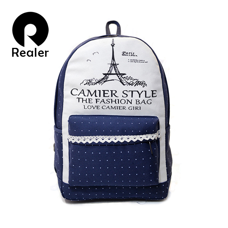 ... Backpacks-Fashion-Canvas-School-Backpacks-College-Student-School-Bags
