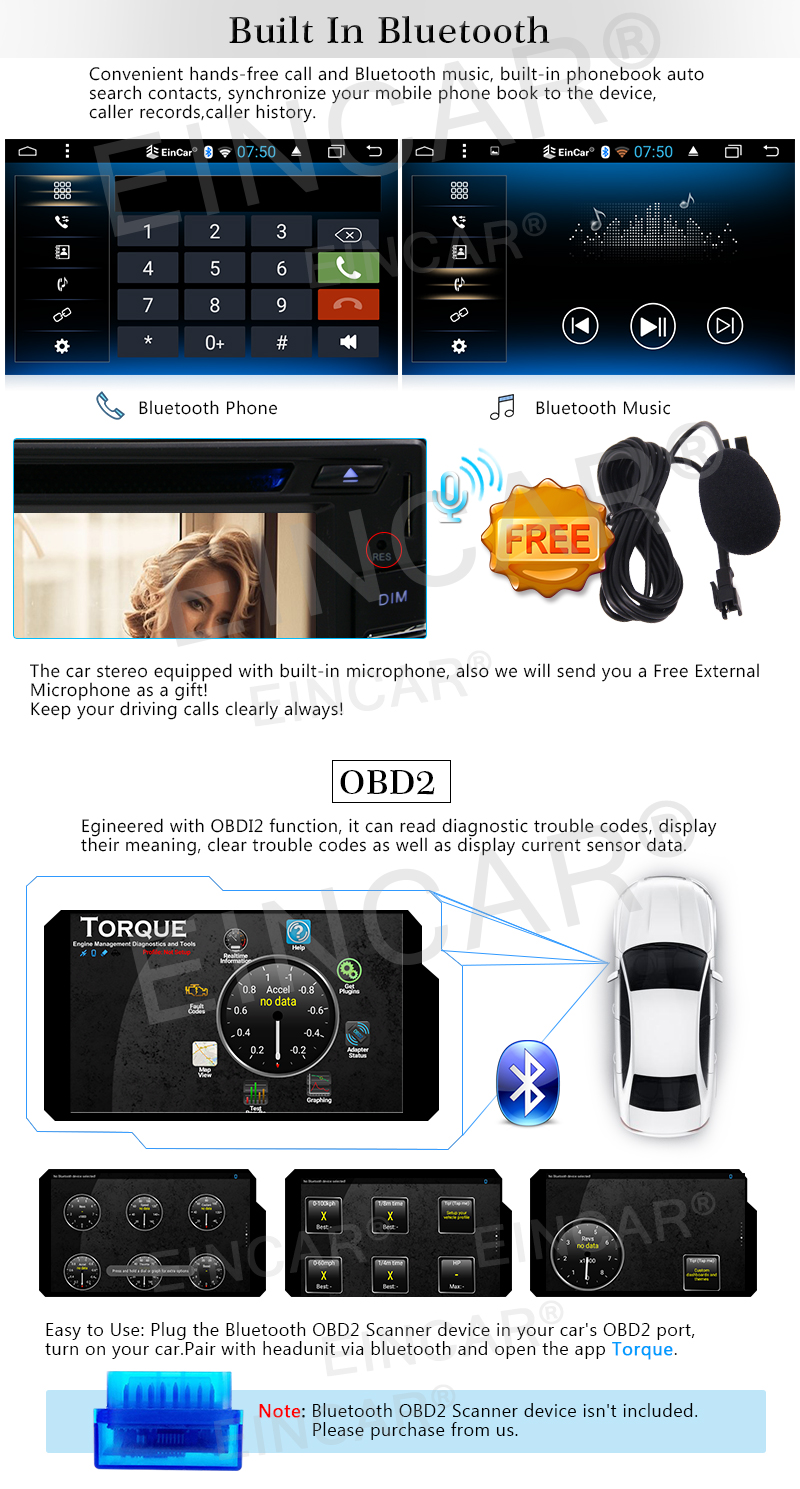 Auto Android 6.0 Car Audio GPS Navigation 2DIN Car Stereo Radio Car GPS Bluetooth USB/Universal Interchangeable Player gps MAP