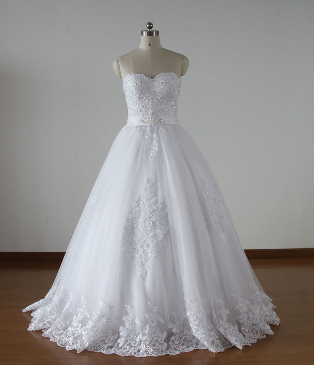 Buy strapless wedding dress lace for Wedding dresses for tall skinny brides