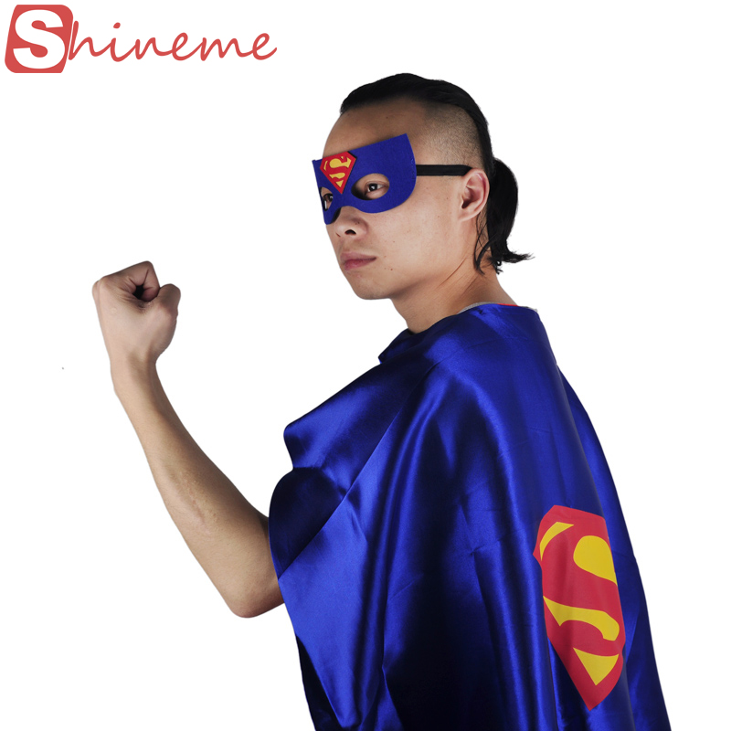 Adult superhero capes costume the flash batman spiderman superman women christmas cosplay costumes accessories party supplies
