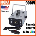 Great effect LED 900W Fog Machine high quality 900w Smoke Machine with Fast shipping