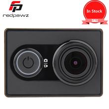 "Original Xiaomi Yi Sports Camera international Version Action Sports Camera Ambarella A7LS 155"" 1080P WiFi 3D Noise Reduction(China (Mainland))"