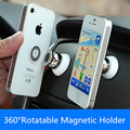 Universal Magnetic Car Air Vent Tablet Phone Holder 360 Degree Magnet Mobile Phone Stand For iPhone