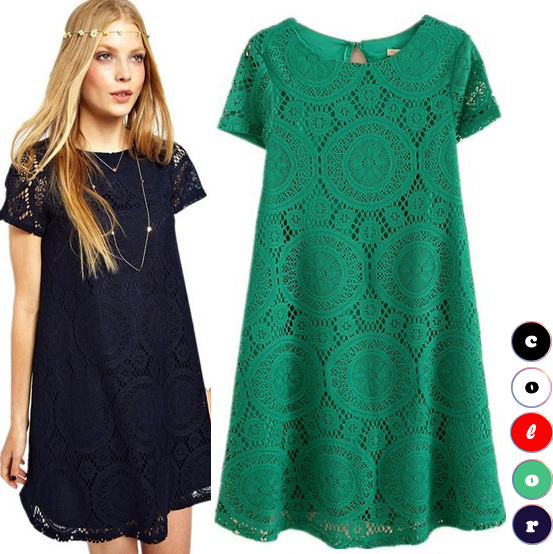 casual dresses new fashion 2014 spring womens vestidos