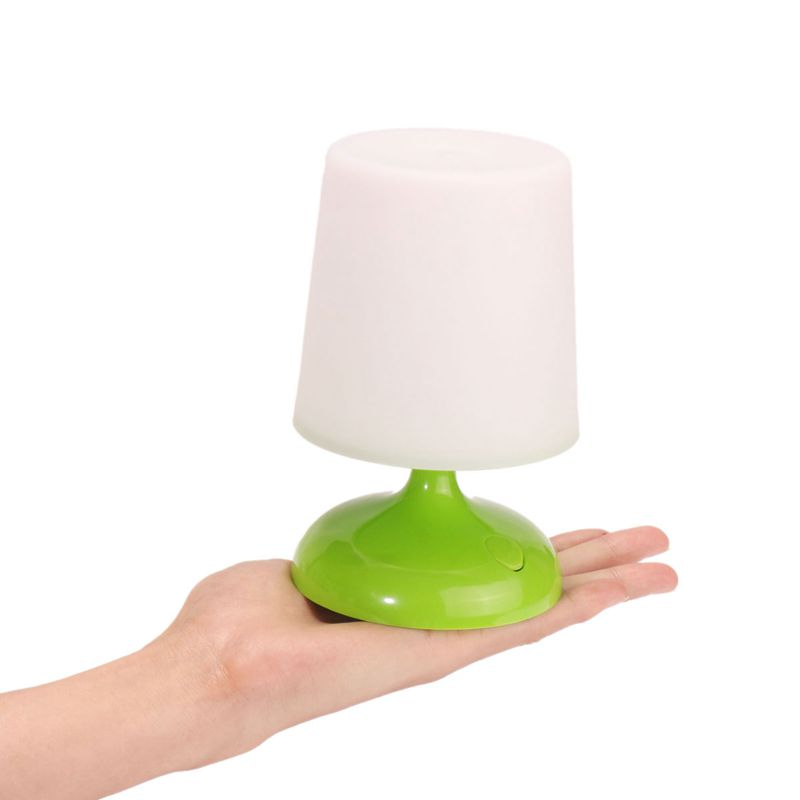 New Solar Potted LED Desk Table Light Lamp Home Bedroom Decoration Protect Eyes Reading Night Light(China (Mainland))