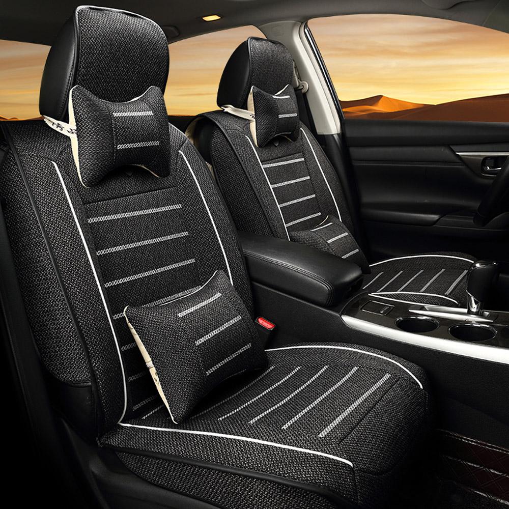 Online Get Cheap Cotton Car Seat Cover Aliexpress