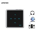 2 in 1 Bluetooth Audio Transmitter Receiver Touch Screen Wireless Bluetooth Transceiver for TV MP3 Headphone