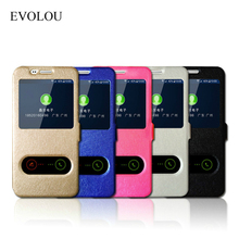 Buy Smart View Window Flip Cover LG K10 K410 K420N K430DS K430DSF Leather Case LG K10 LTE / M2 F670 5.3 Inch Phone Bag Skin for $3.34 in AliExpress store