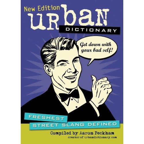 Urban Dictionary: Freshest Street Slang Defined [Kindle Edi(China (Mainland))