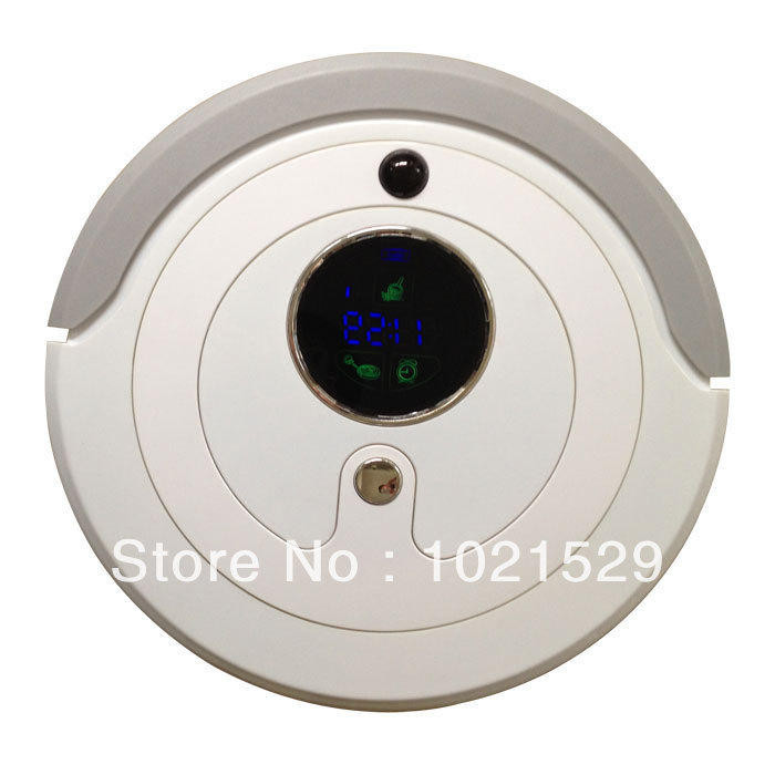 hot sale Mini Intelligent robot vacuum cleaner A380 fully-automatic household intelligent Machine(China (Mainland))