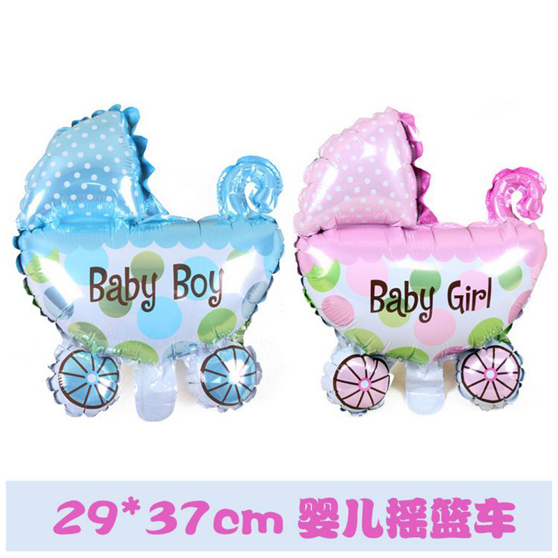 Popular stroller decoration buy cheap stroller decoration for Baby full moon party decoration