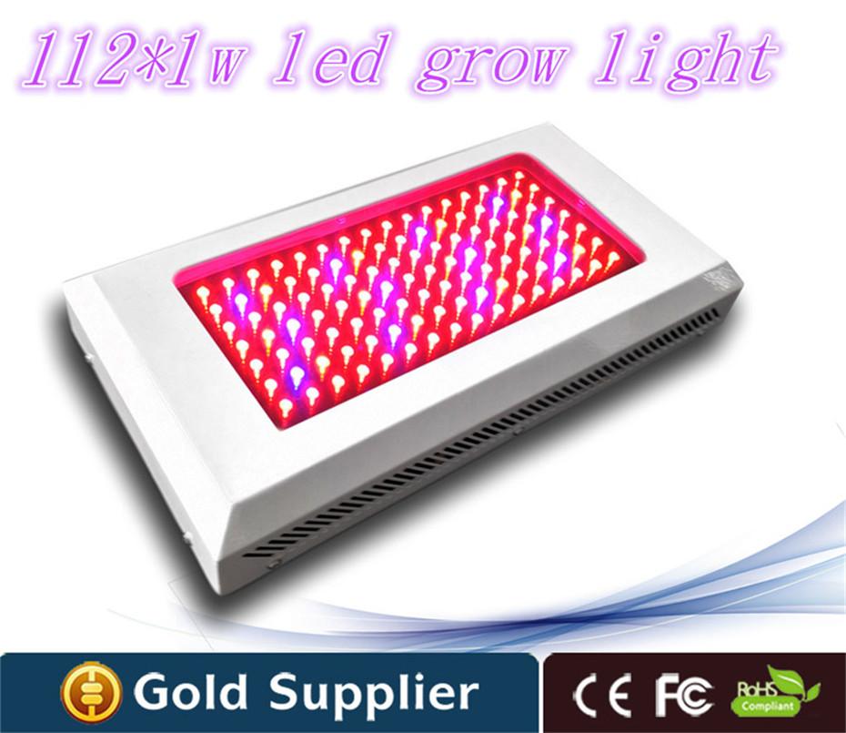 led grow light 112 1w epistar led chip diy led grow light kit for. Black Bedroom Furniture Sets. Home Design Ideas
