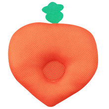 baby pillow Vegetable and fruit apple newborn head cushion protection bedding baby nursing pillow child sleep positioner(China)