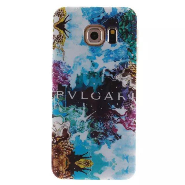Cloud Feather Dandelion Soft TPU Case For Samsung Galaxy S6 S6 edge G360 G850 NOTE3 USA UK Flag Flower Dreamcatcher Skin 200PCS(China (Mainland))