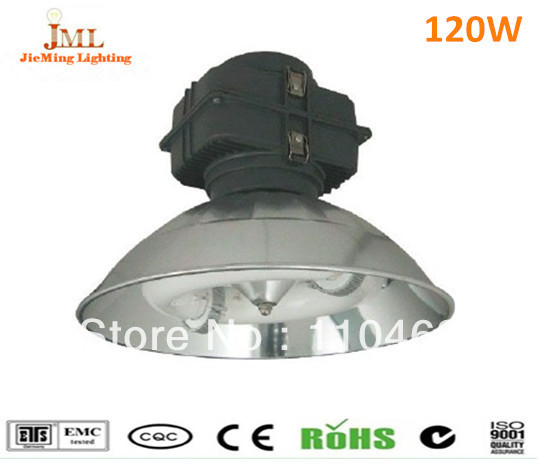 hanging fluorescent light fixture led/ induction high bay light 120w 150w 200w lifespan 100,000hrs(China (Mainland))