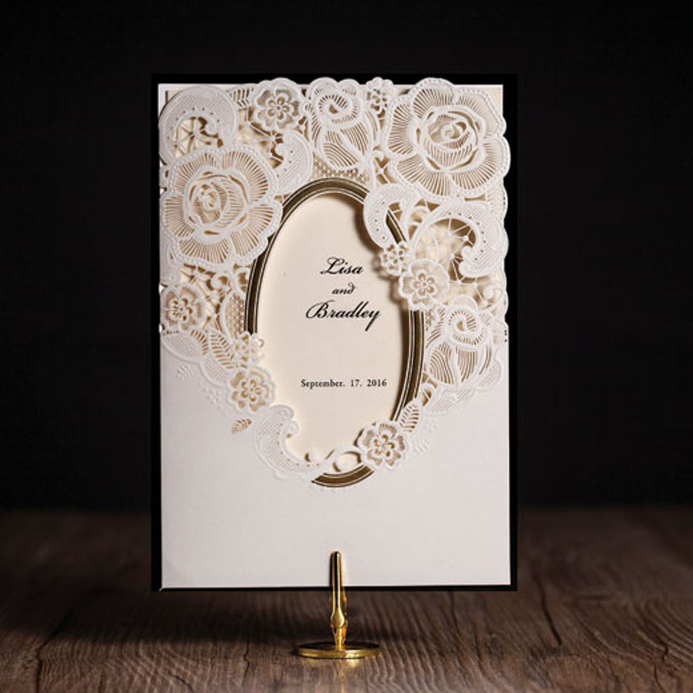 Blank Cardstock For Wedding Invitations Wedding Invitations Blank Cards  Wedding ...