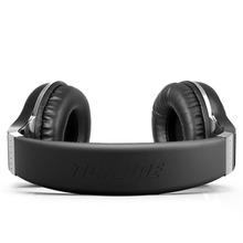 100% Bluedio H+ Bluetooth Stereo Wireless headphones Mic Micro-SD port FM Radio BT4.1 Over-ear headphones(China (Mainland))