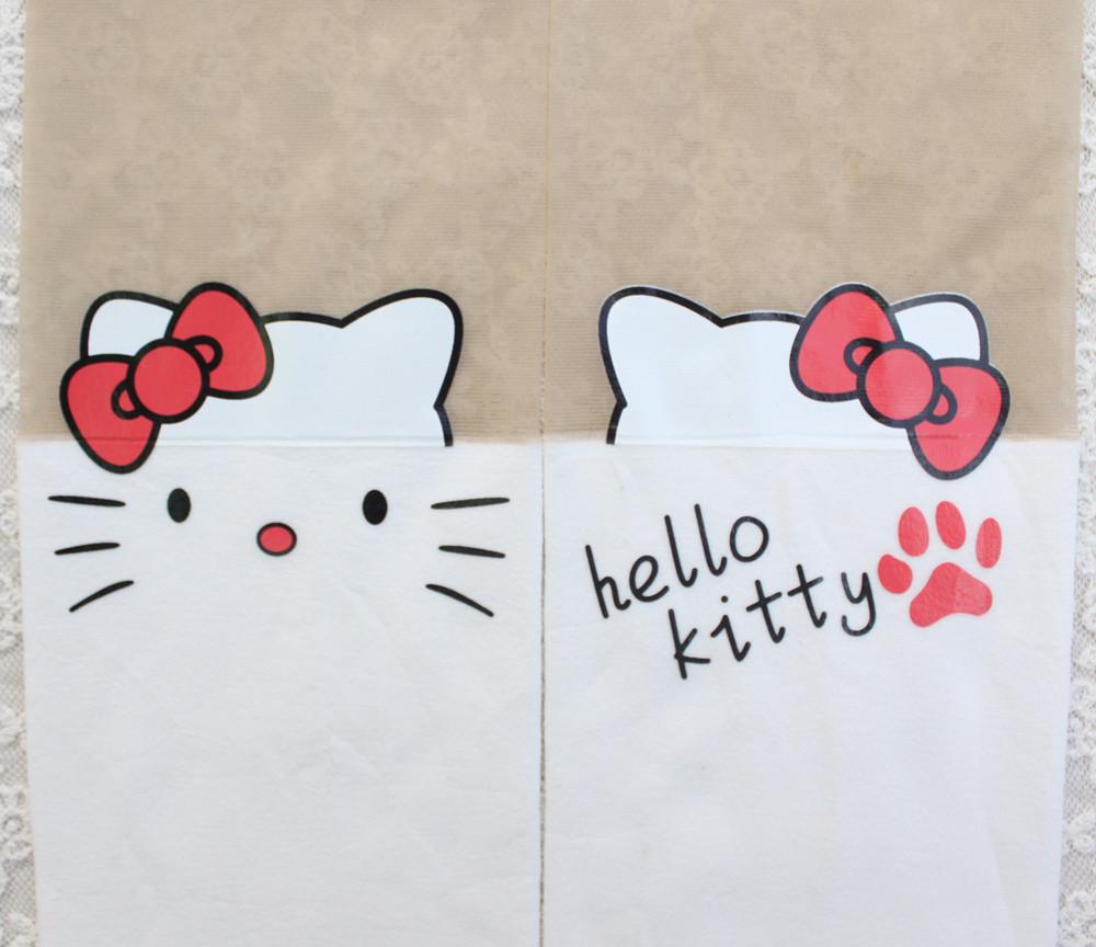 10pcs/lot 15 designs Fashion Black White Cat Hello Kitty rabbits devil totoro Stockings Velvet High Pantyhose Sexy Tights(China (Mainland))