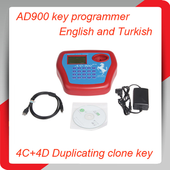 2014 Free Shipping Best Price ad 900, AD900 Pro Transponder Copier With 4D Copier Function Auto Key Programmer Super AD900