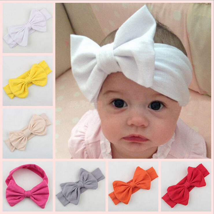 Haarband Kid Hair Accessories Cotton Headband Accesorios Para El Pelo Mujer Boutique Hair Baby Girl Headbands Turbante(China (Mainland))