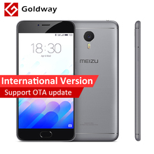 "Original Meizu M3 Note Pro International Version L681H 32GB ROM Mobile Phone MTK Helio P10 Octa Core 5.5"" 1920x1080 4100mAh(Hong Kong)"