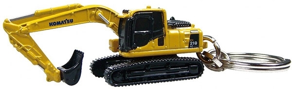 UH 1:128 5523 KOMATSU PC200 boutique alloy car toys for children kids toys Model original package freeshipping(China (Mainland))