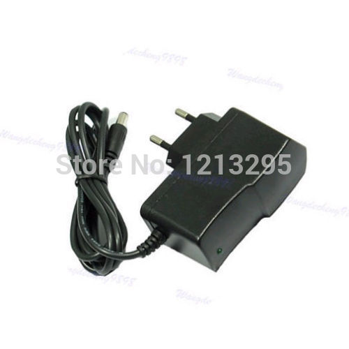 1PC 12V 1A AC DC Plugtop Power Adapter Supply 1000mA New(China (Mainland))