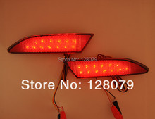 Backup Tail Rear Bumper Lamp LED Reflector stop Brake light fog lamp for Ford Focus 2012(China (Mainland))