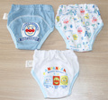 Free Ship 3 pieces 3 layers Baby Training Pants Kentcow Baby Shorts Boy Girl Nappies Infant